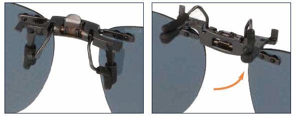 Uppfällbara clip-on 54-37 f366597a36f96